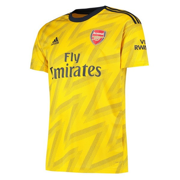 Camiseta Arsenal Segunda 2019/2020 Amarillo