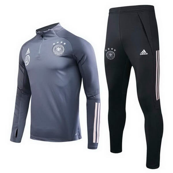 Chandal Alemania 2020 Gris Negro
